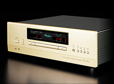 Accuphase DP-560